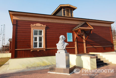 Phototour of Yasnaya Polyana, museum-estate of Leo Tolstoy