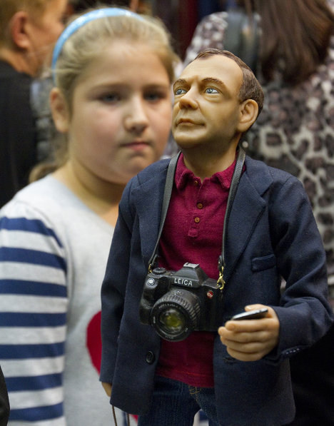 International Puppet Fair in Moscow