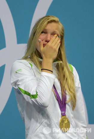 Tears of Joy, Frustration at London Olympics
