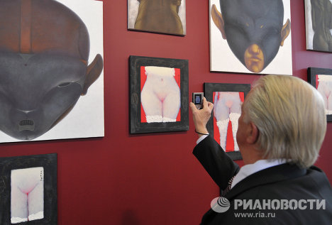 Art Moscow – a Traditional Art Fair with New Rules
