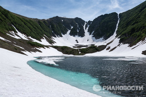 Russia's Natural Attractions