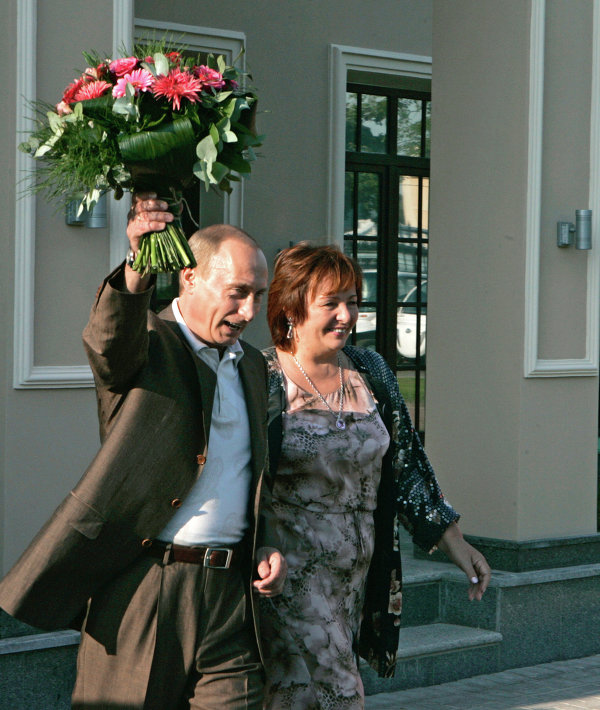 Russia's First Couple Split After 30 Years of Marriage