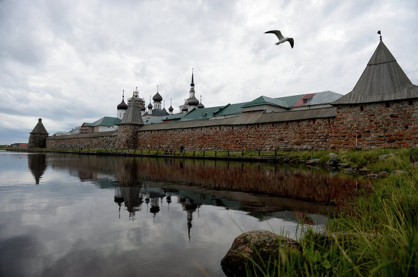 Revered Monasteries and Dreaded Prison Camps: Solovetskiye Islands