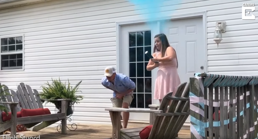 Only Child? Gender Reveal Goes Horribly Wrong