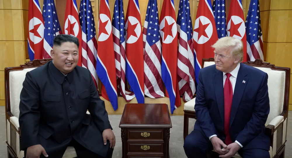 North Korea says United States hell-bent on sanctions despite Trump-Kim meeting