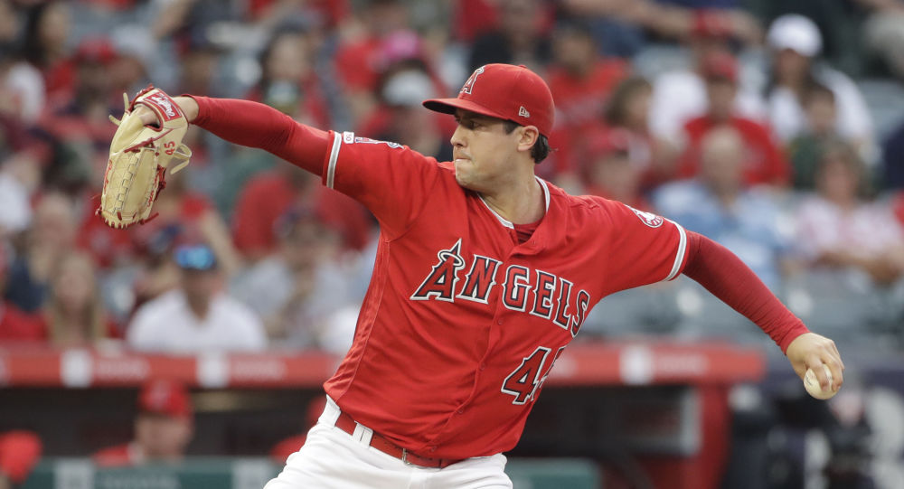 Angels pitcher Tyler Skaggs, 27, found dead in hotel room