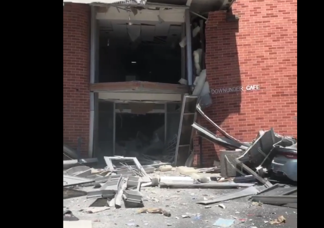 Emergency Crews Respond to Dorm Explosion at University of Nevada, Reno