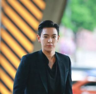 BIGBANG's T.O.P discharged from military service