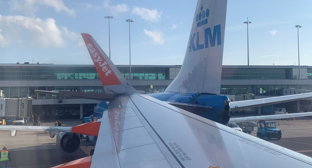 EasyJet plane crashes at Amsterdam Airport Schiphzl - 'Shuddering sound'
