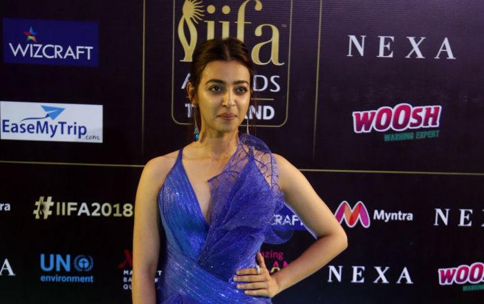 Radhika Apte Breaks Silence on Leaked Sex Scene from Her Maiden Hollywood Film