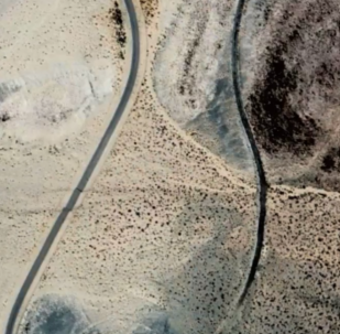 Satellite Images Show California Quake Shattering Desert Floor