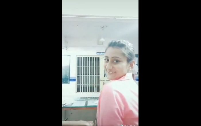 Indian Cop Suspended After Her On Duty Dance Goes Viral on Tik-Tok Video