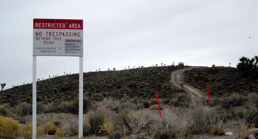 Digital Backdoor to Secret US Base in Revealed as 'Storm Area 51