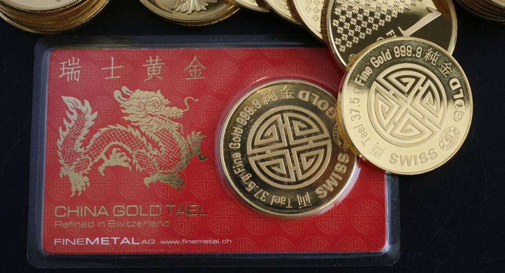 HONG KONG CHINA GOLD