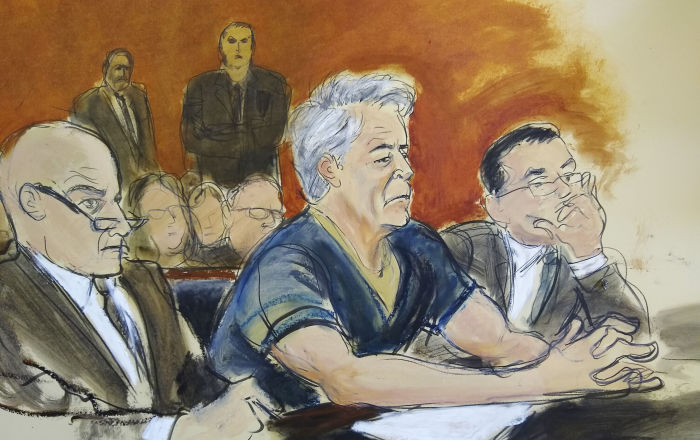 Court Documents Expose Jeffrey Epstein's Perverted Escapades With 'Over 100 Young Girls'