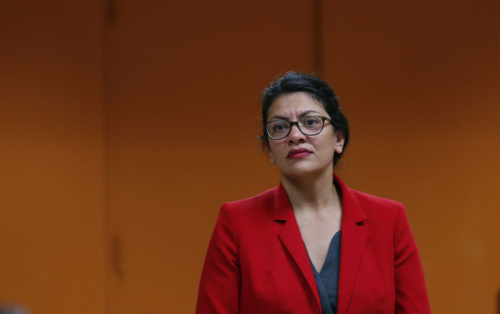 World Jewish Congress Slams Rashida Tlaib's HBO Show Boycott as 'Outrageous'