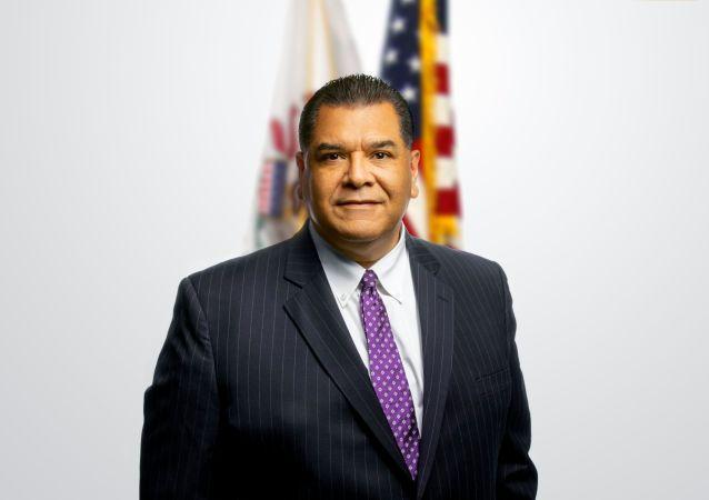 Martin A. Sandoval