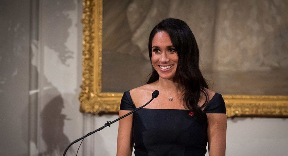Vogue UK's Editor-in-Chief Defends Markle Against 'Racist' Criticism of Her Magazine Editing Stint