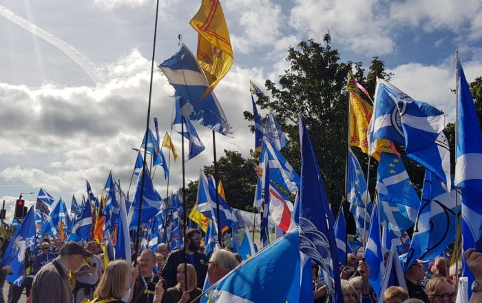 5 Years on Independence is Within Our Grasp – Join Us On Saturday