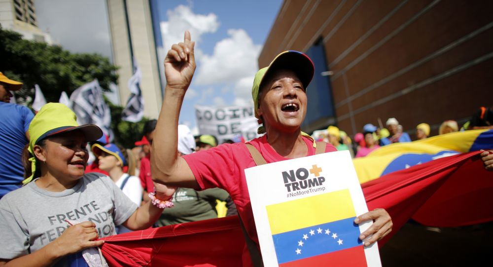 Trump Says Venezuelans Will End Up 'Free'