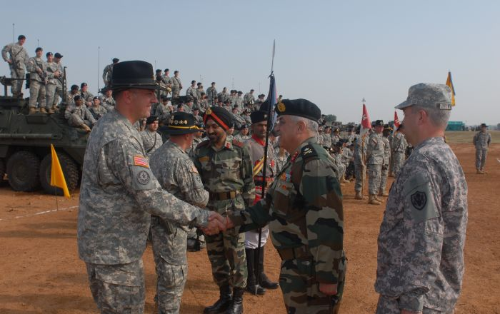 US and India Will Hold First Ever Triservice Military Exercise in November – Trump