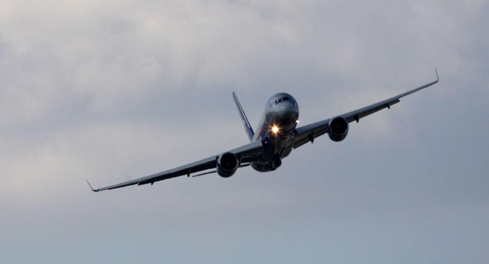 Tu-214OS (Open Sky) aircraft
