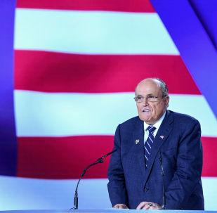 Trump personal attorney Rudolph W. Giuliani