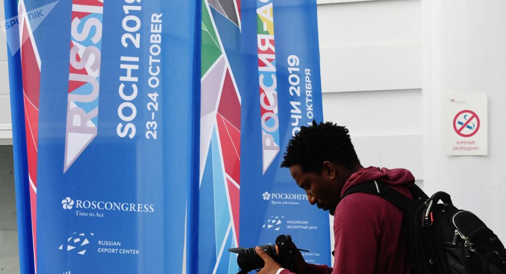 Russia-Africa economic forum in Sochi