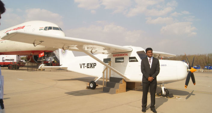 Amol Yadav is now planning to launch India's first aeroplane manufacturing company.