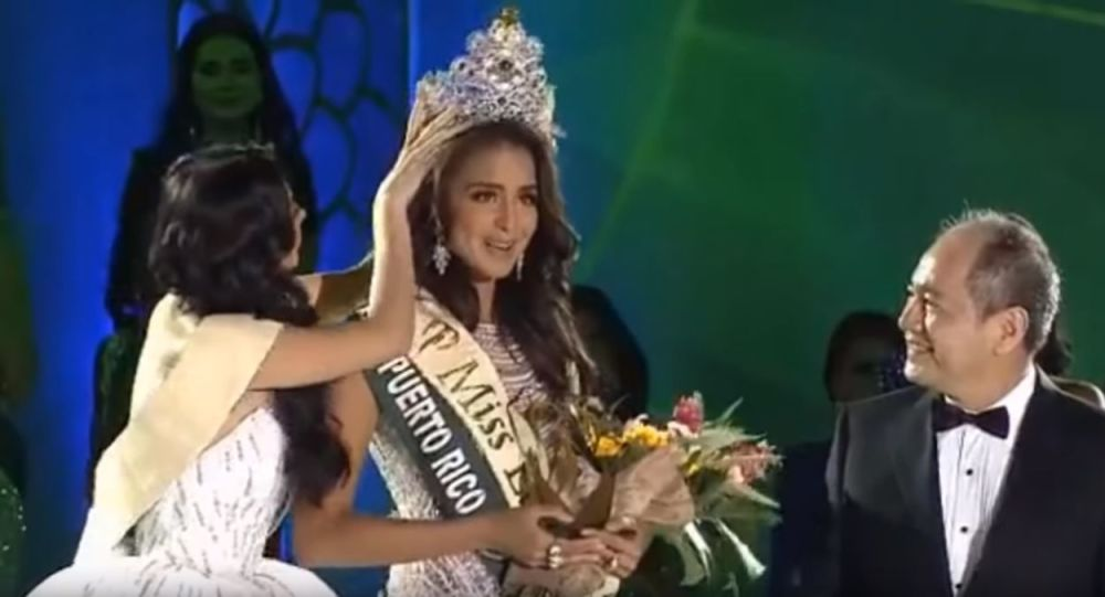 Nellys Pimentel of Puerto Rico awarded Miss Earth 2019