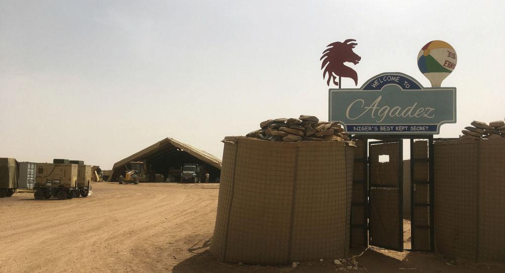 Niger Air Base 201, Agadez, Niger.