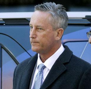 Martin Fox at federal court in Boston