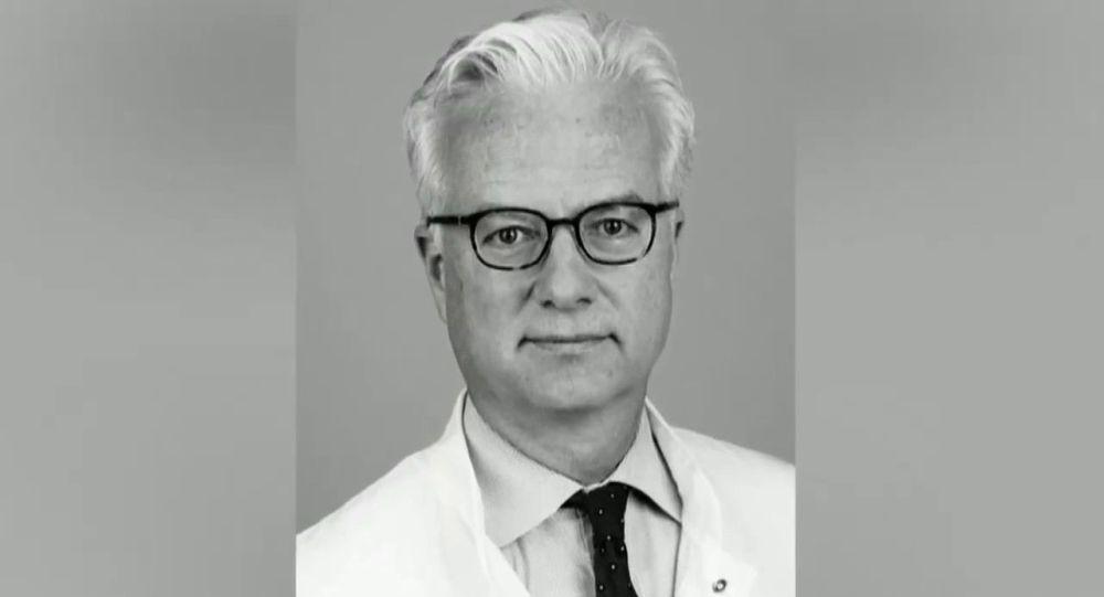 Former German president Richard von Weizsaeckers son stabbed to death