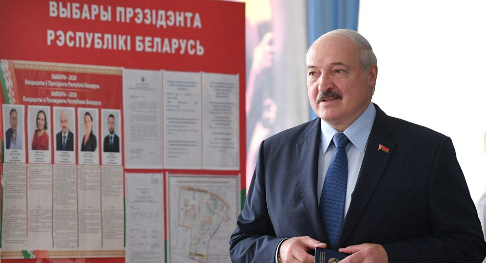 Alexander Lukashenko Seeks to Discuss Current Situation in Belarus With President Putin