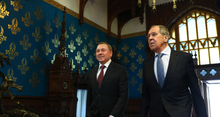 EU, NATO Make Destructive Statements on Belarus, Says Russian Foreign Minister Lavrov - Sputnik International