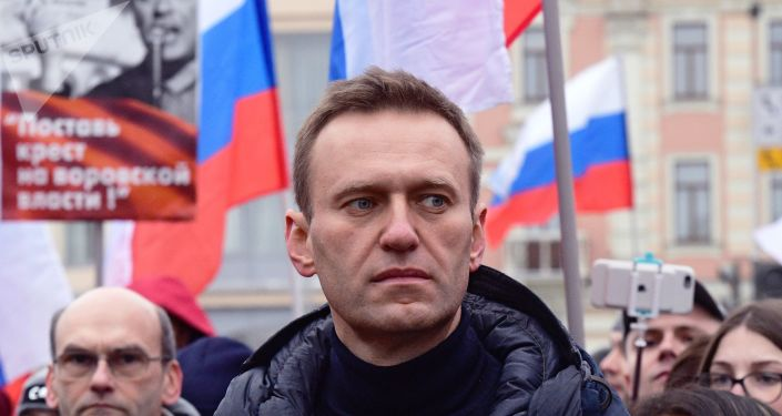 Navalny Says Trump Should Condemn His Alleged Poisoning