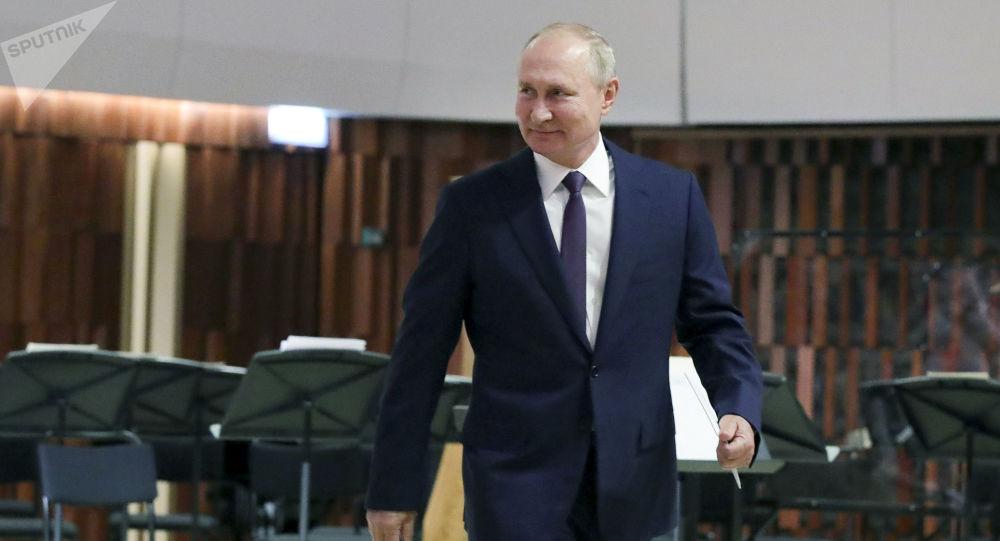 Putin's Video Message for UNGA Already Sent to New York, Kremlin Spokesman Says