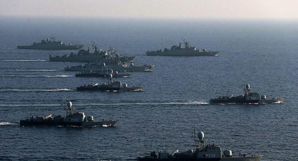 Joint Russia-Iran Naval Drill in Indian Ocean Already Started, Russian Embassy Confirms