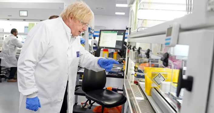 'Waste on a Cosmic Scale': Scientists Cast Doubt on Leaked UK Gov't Mass COVID-19 Testing Plans