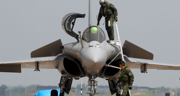 France Sends 3 More Rafale Fighter Jets to India