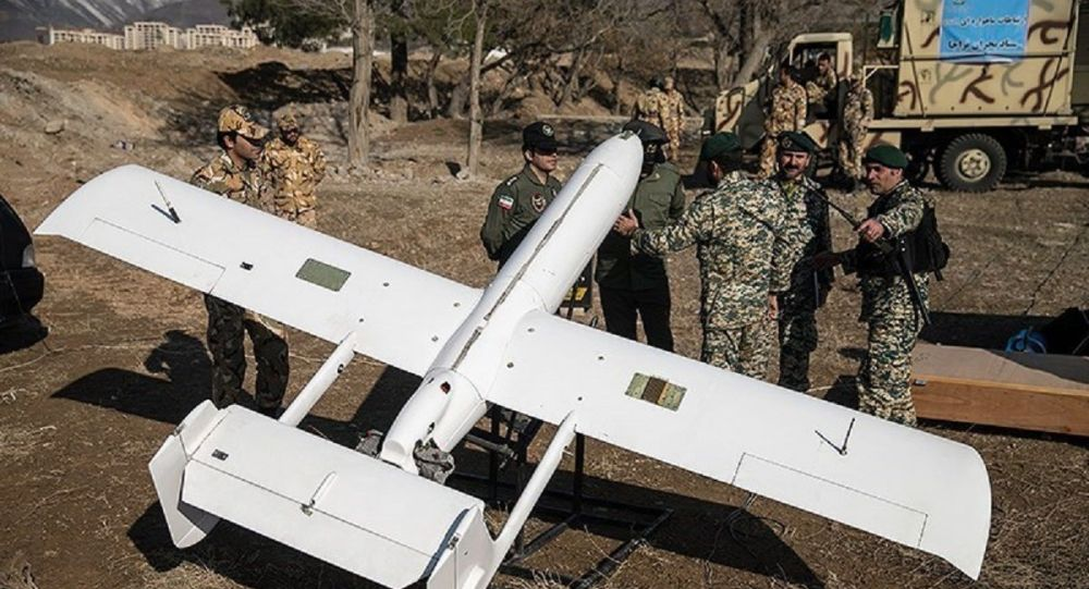 Photos of 'Iranian Drone' Allegedly Shot Down by Taliban in Western Afghanistan Emerge Online