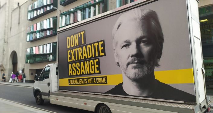 Allies of Julian Assange Demand His Liberty on Press Freedom Day