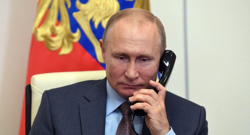 Putin Wishes Speedy Recovery to Argentine President Who Contracted COVID-19