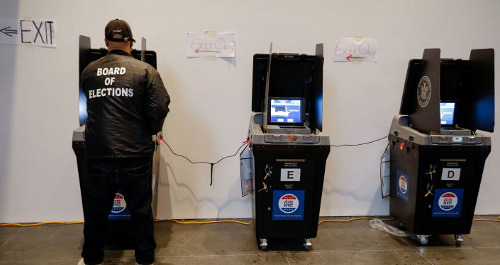 US Voting Machine Maker to Install Ballot Monitor Software to Confirm Accuracy, Microsoft Announces
