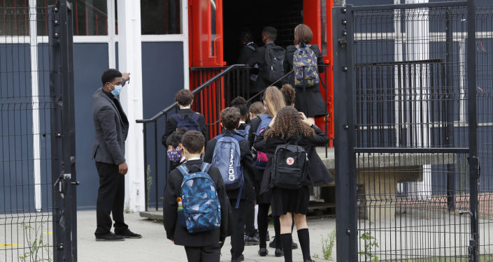 UK Minister Says Pupils Will Return to School in March as PM's Reopening Plan Faces Criticism