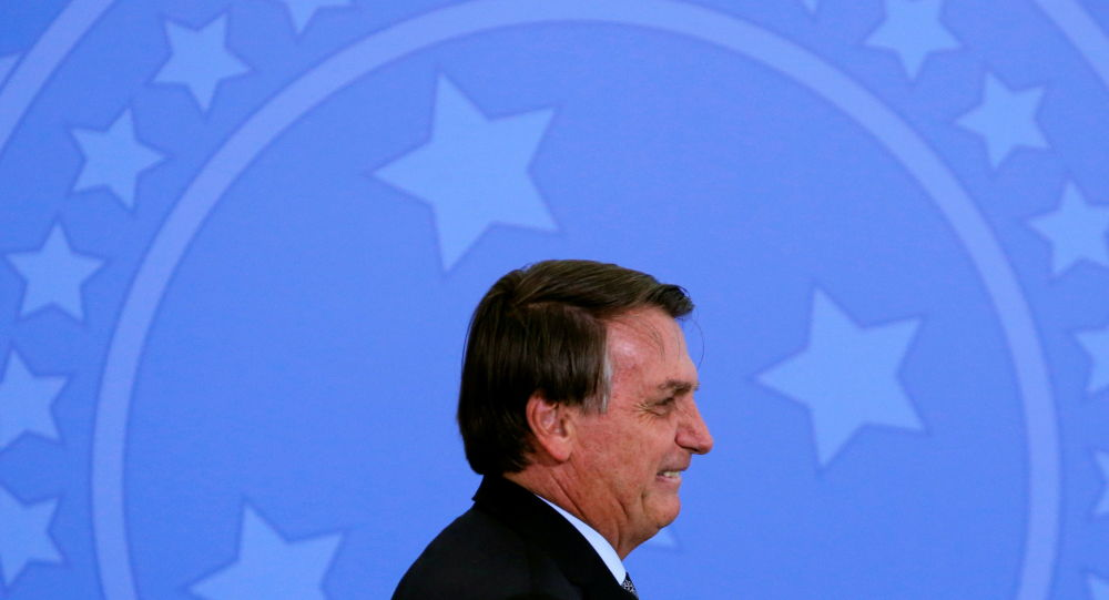 Bolsonaro Says Has Own Sources of Info That There Was 'a Lot of Fraud' During US election