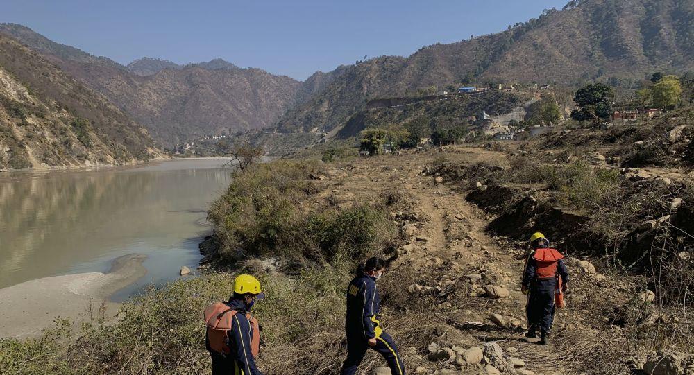 Rescuers Leave No Stone Unturned to Find 168 Missing Days After Indian Glacier Burst