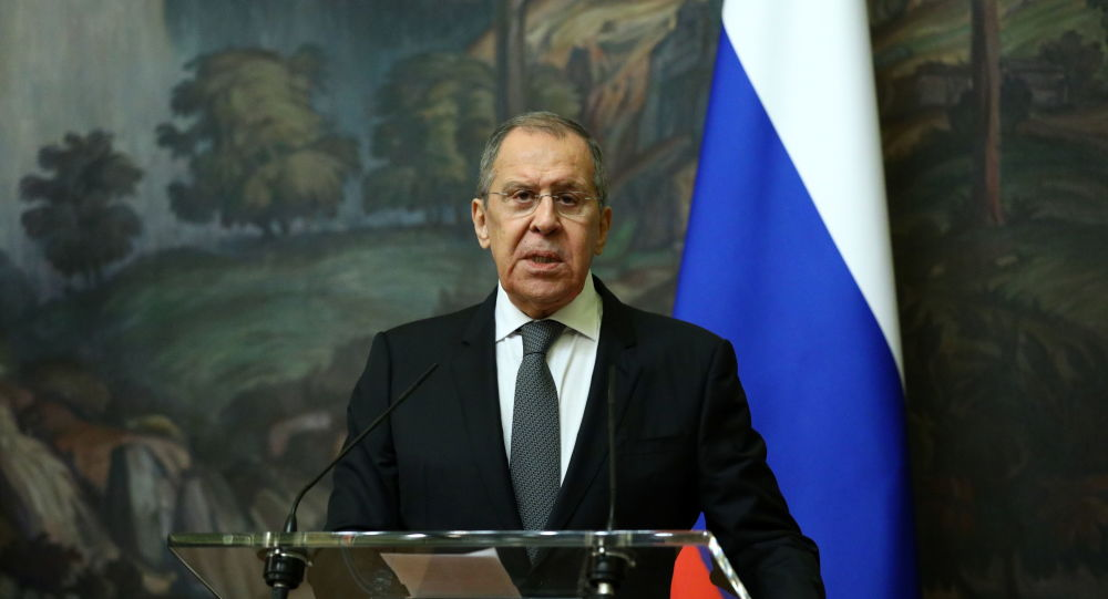 NATO Hinders Implementation of Finnish Initiative on Flight Safety Over Baltic Sea, Lavrov Says