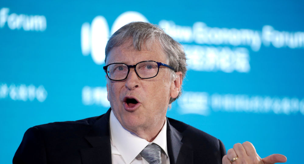 'We Were Lucky': Bill Gates Says Climate Change, Bioterrorism Are Now Greatest Threats to Humanity