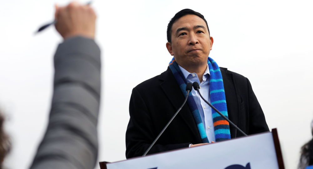 Andrew Yang Pledges to Make NYC 'Hub for BTC', Other Cryptocurrencies if Elected Mayor